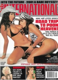 Tera Patrick - Club Intl Jan 2001