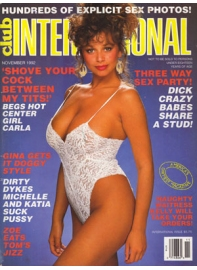 Club International 11 1992 - November