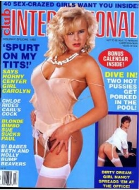 Club International 13 1992 - Holiday