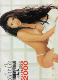 Angel Veil - Club Intl USA Calendar 2000