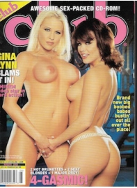 Gina Lynn - Club USA Aug 2003