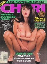 Christy Canyon - Cheri 9504