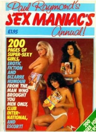 Sex Maniacs Annual No 01