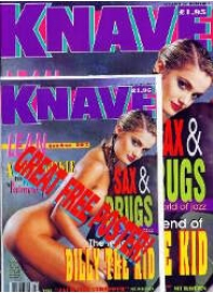 Knave Vol 24 No 07