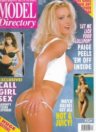Stacy Moran - Model Directory V14 No 12