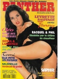 Racquel Darrian - Panther 22