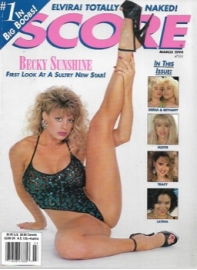 Becky Sunshine - Score Mar 94