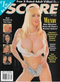 Wendy Whoppers - Score Jul 94